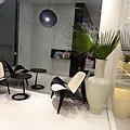 艾卡設計旅店一角