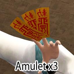 Amulet x3-L