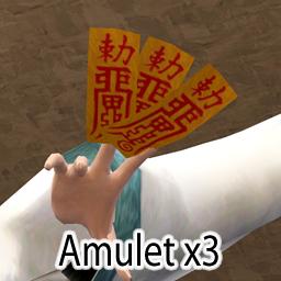 Amulet x3-R