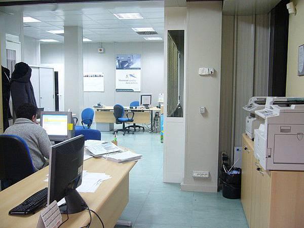 ATS 的总部-massimo在这办公