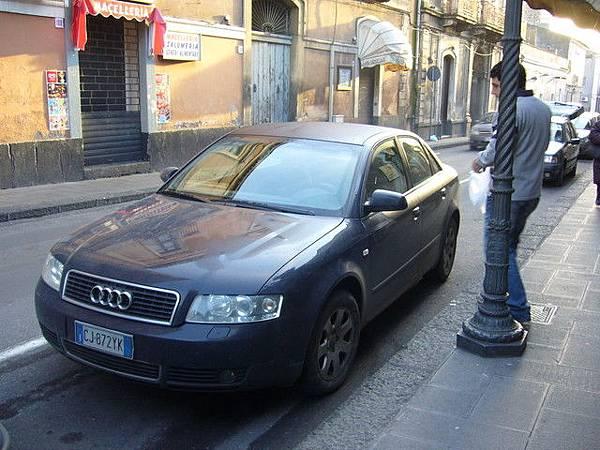 massimo的驾座~Audi