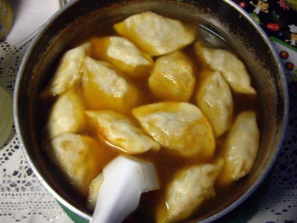 韓式水餃湯