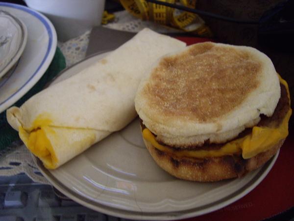 麥當勞 早餐