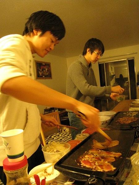 廚男三號跟廚男一號