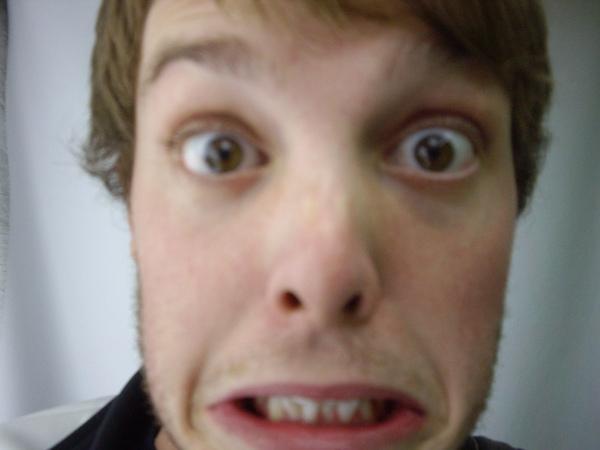 Brian鬼臉