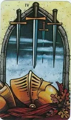 双子座:宝剑