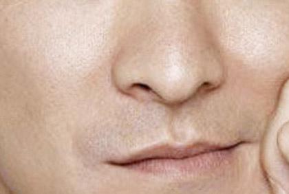 1、鼻孔不昂不露,鼻翼相称,此人必定富贵。