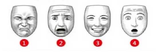 选一张脸测出你【不可否认】的内在面貌