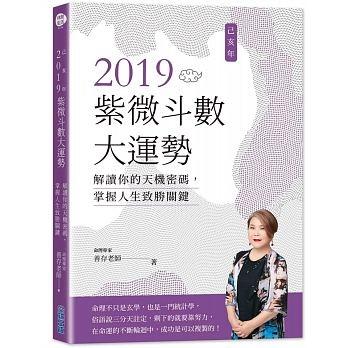 2019己亥年紫微斗數大運勢
