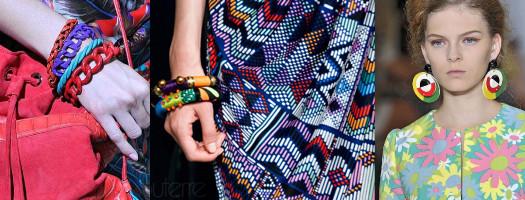 五顏六色2012春夏飾品