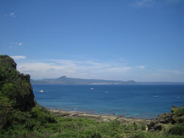 貓鼻頭這邊海跟天空又更藍了