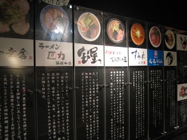 京都車站 拉麵小路