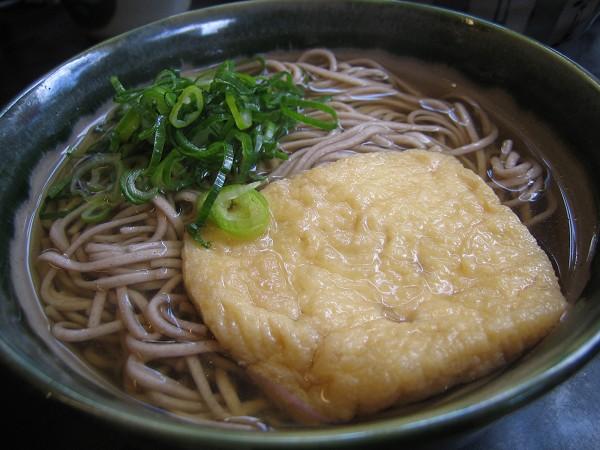 豆皮蕎麥麵