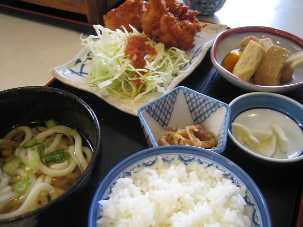 米飯很好吃喔