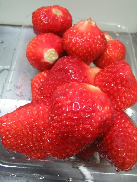草莓好甜~