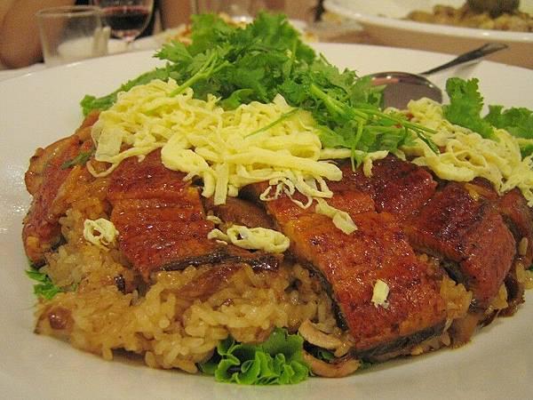 鰻魚糯米飯
