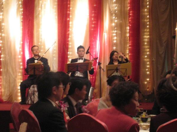 現場小提琴大提琴演奏