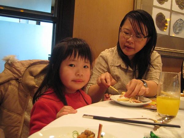 云亭四歲了