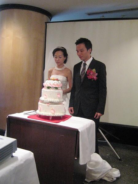 切蛋糕儀式