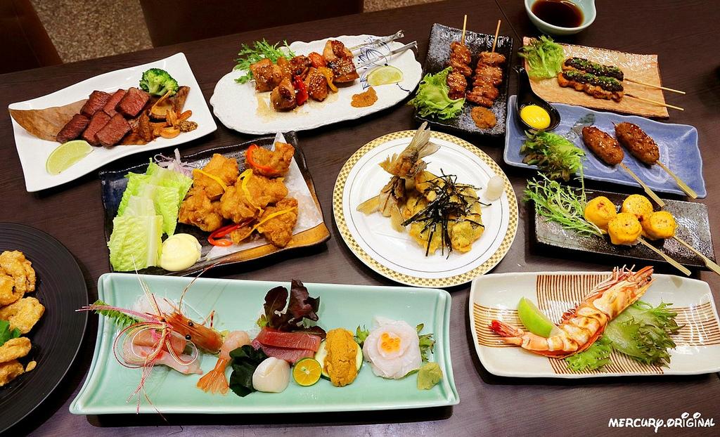 1546203403 2690438706 - 熱血採訪|良津日本料理,台中居酒屋平價串燒,生魚片燒烤鍋物選擇多,暢飲生啤清酒!