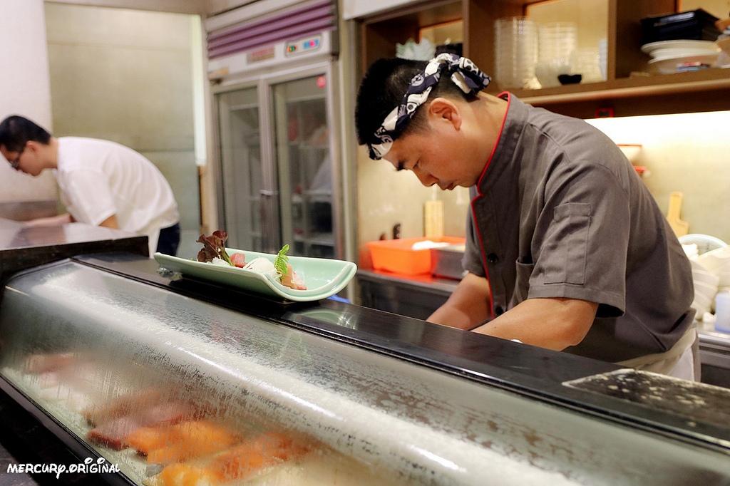 1546203419 2624851420 - 熱血採訪|良津日本料理,台中居酒屋平價串燒,生魚片燒烤鍋物選擇多,暢飲生啤清酒!