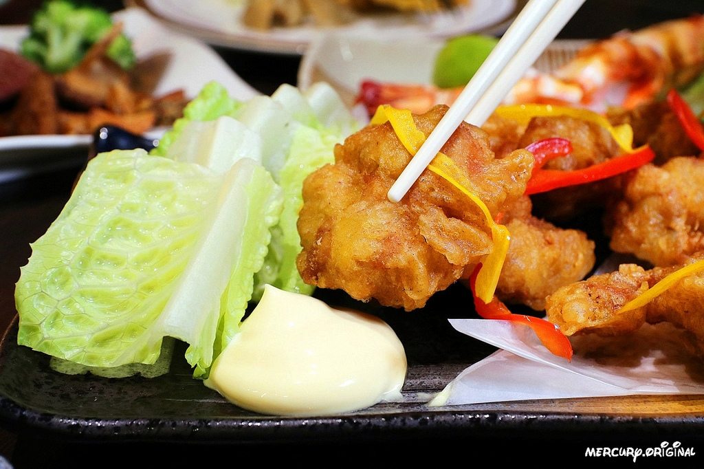 1546203470 3704113678 - 熱血採訪|良津日本料理,台中居酒屋平價串燒,生魚片燒烤鍋物選擇多,暢飲生啤清酒!