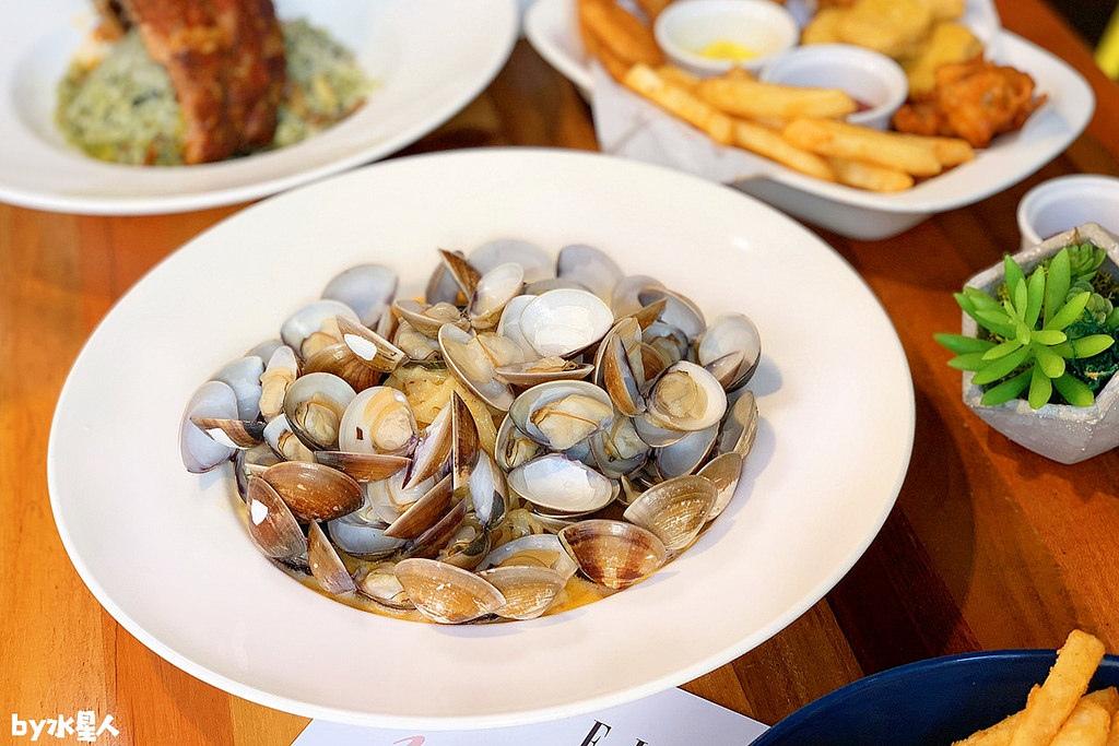1546205481 2922411638 - 熱血採訪|諾諾索義式料理,超狂戰斧豬排、大啃鬼爪肋排還有爆量蛤蠣