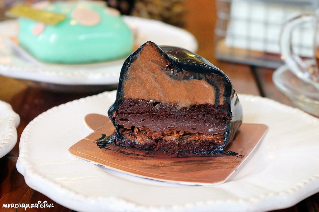 巧克力甜點