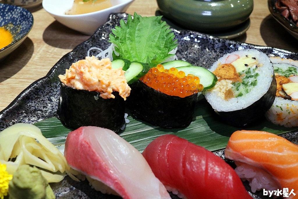 台中軍艦壽司