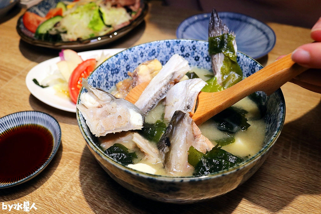 魚頭味噌湯