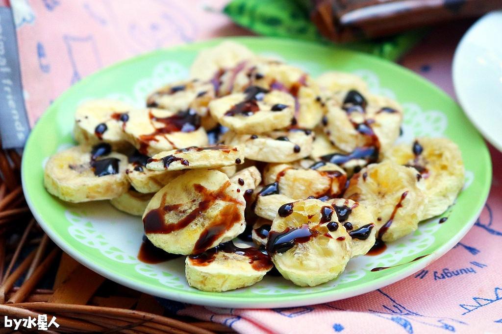 百分之百香蕉-香蕉脆片推薦弘運吉食