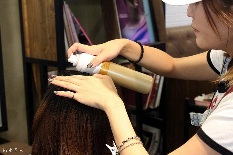 頭皮隔離-台中染髮推薦