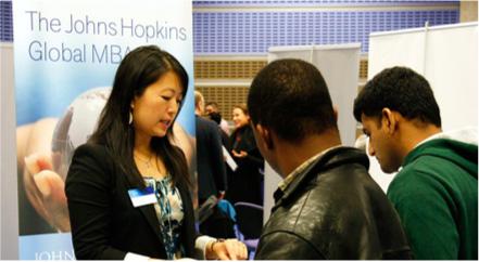 09/04 QS全球MBA巡展登陸台北,與世界知名商學院招生官面對面!