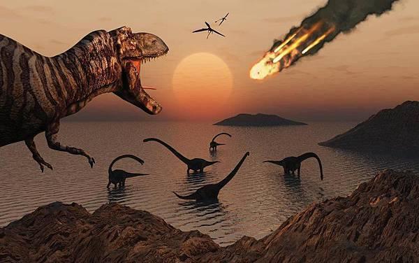 江璞老師專欄-準備托福TOEFL必看~常考主題: 恐龍滅絕Dinosaur Extinction