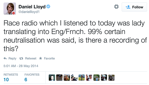 Twitter   daniellloyd1  Race radio which I listened ....png