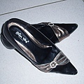 回台南時大家送的鞋