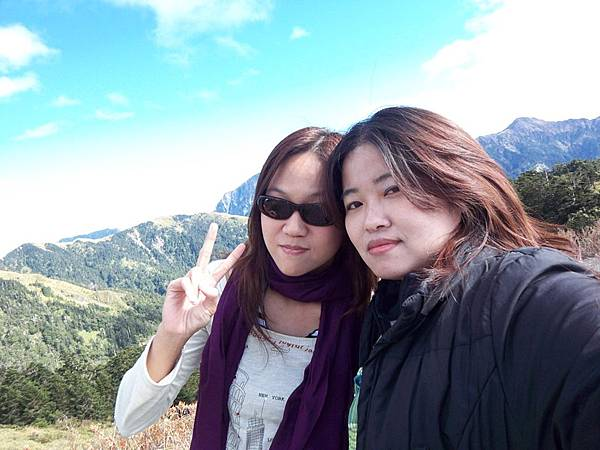 Edith amd Giulia in wuling