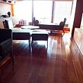 陽光中的客廳