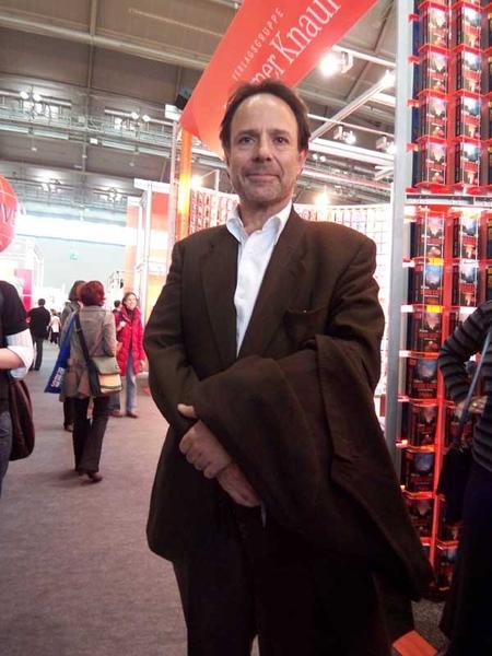 Marc Levy 2008 in Frankfurt Book Fair
