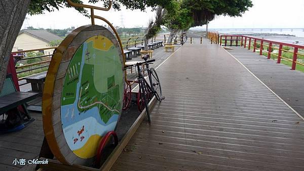 小密_堤防自行車道