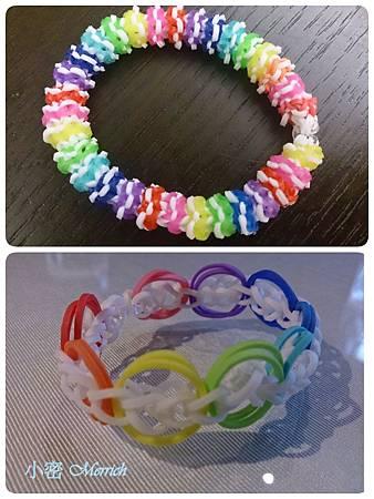小密_Rainbowloom_手環_2014-08-20.jpg