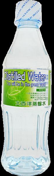 蒸餾水 330ml