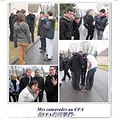 mes camarades au CFA