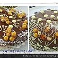 tarte chocolat/genoise chocolat