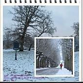 1ere neige a Fontainebleau 5