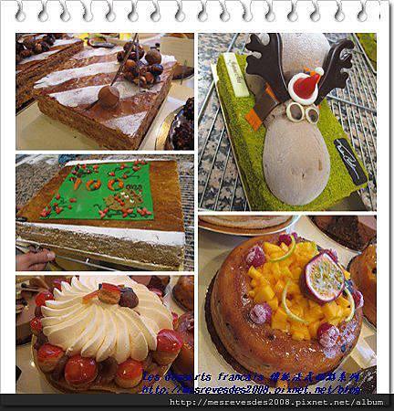 les desserts francais