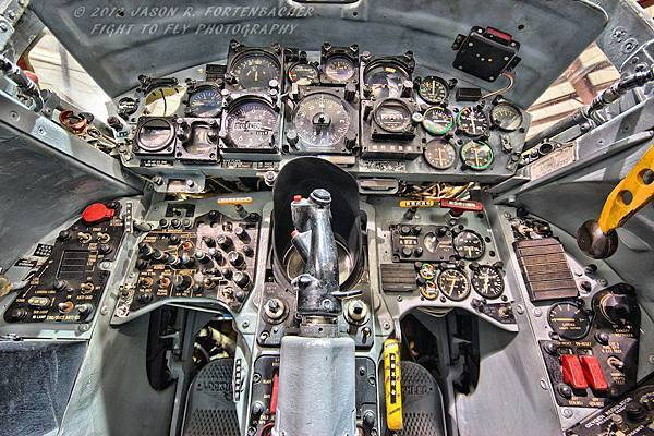 F-104座艙