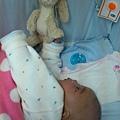 20120215開始和兔子玩