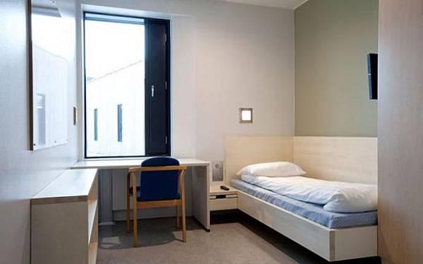 挪威哈爾登監獄10