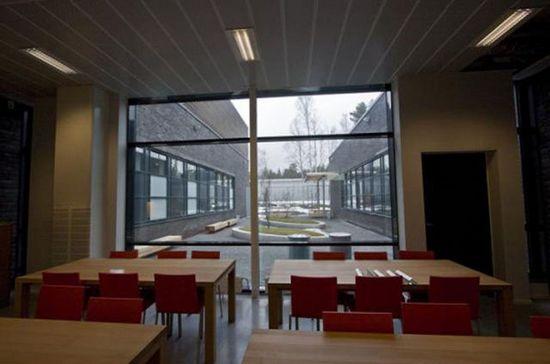 挪威哈爾登監獄05